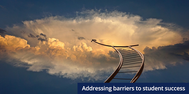 Addressing barriers to student success programme